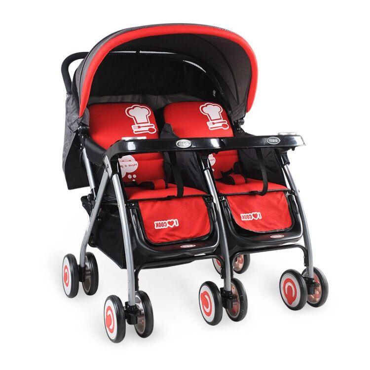 低价出售双人婴儿手推车