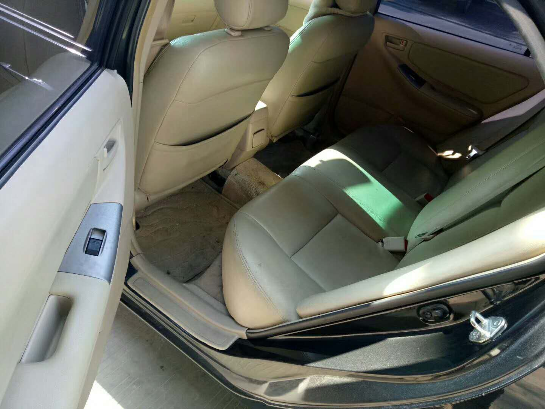 转让丰田花冠,1.6排量高配,自动挡天窗