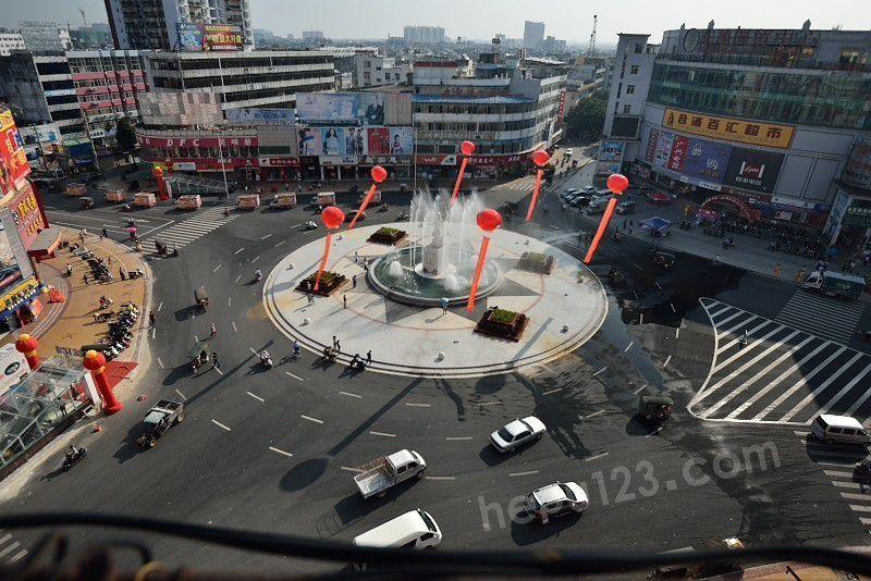 美人鱼广场