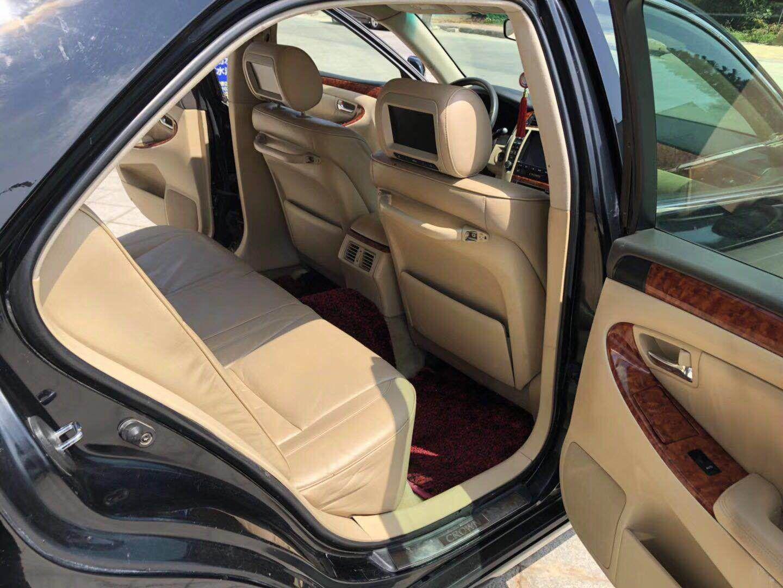 经典2006年皇冠,绝版靓车,配置应有尽有。