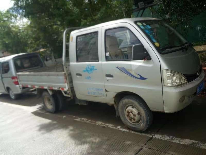 黑豹双排货车低价转让2011年车。